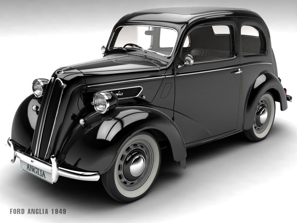 Ford Anglia Story Auto Solo Auto Di Ieri E Di Oggi
